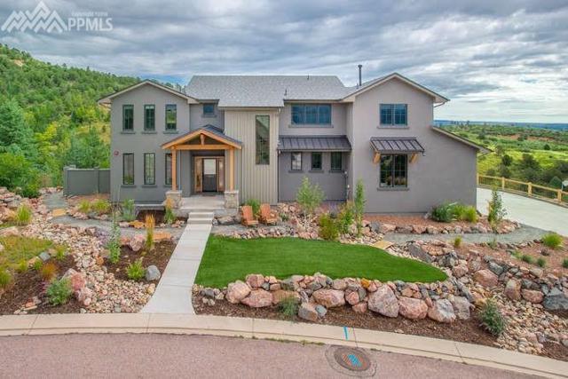 4035 Cedar Heights Drive, Colorado Springs, CO 80904 (#2065143) :: The Peak Properties Group
