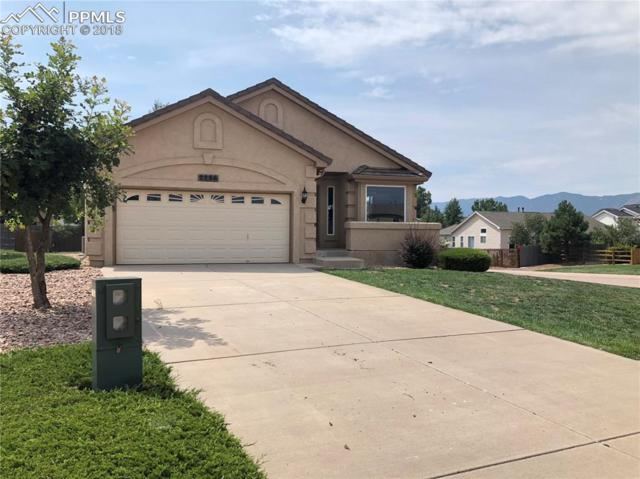 2286 Creek Valley Circle, Monument, CO 80132 (#2067933) :: The Hunstiger Team