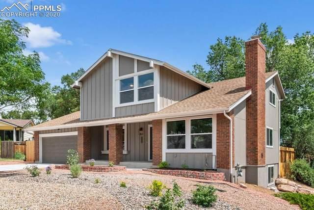 590 E Cheyenne Mountain Boulevard, Colorado Springs, CO 80906 (#2068255) :: 8z Real Estate