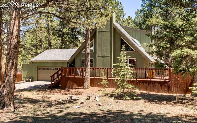 655 Red Feather Lane, Woodland Park, CO 80863 (#2069251) :: Finch & Gable Real Estate Co.