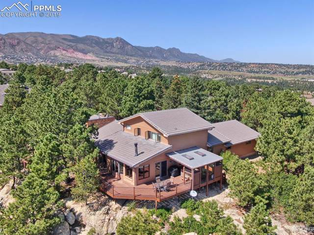 5065 E Cliff Point Circle, Colorado Springs, CO 80919 (#2074324) :: The Peak Properties Group