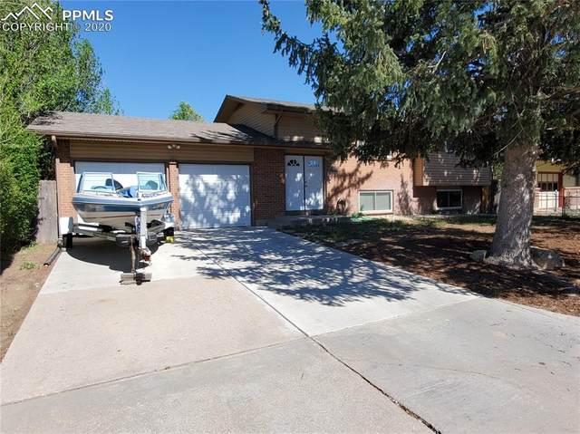 6905 Kipling Street, Colorado Springs, CO 80911 (#2079100) :: The Kibler Group