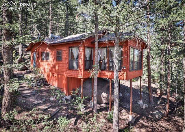 6690 Grant Avenue, Green Mountain Falls, CO 80819 (#2079386) :: Colorado Home Finder Realty