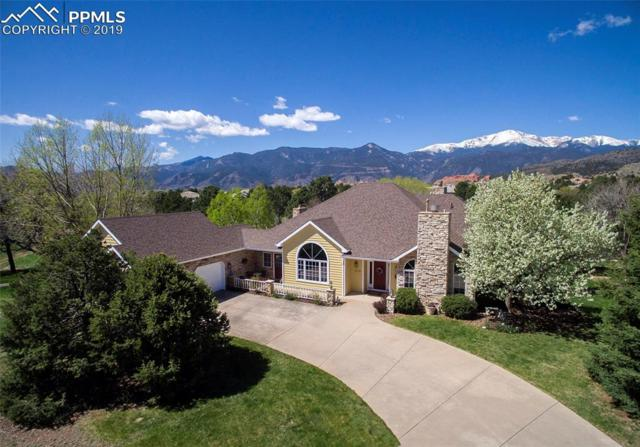 1815 Coyote Point Drive, Colorado Springs, CO 80904 (#2081229) :: The Treasure Davis Team
