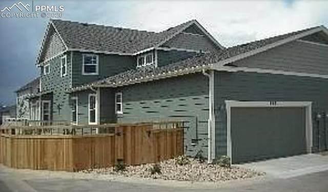 1281 Gold Hill Mesa Drive, Colorado Springs, CO 80905 (#2081595) :: The Treasure Davis Team