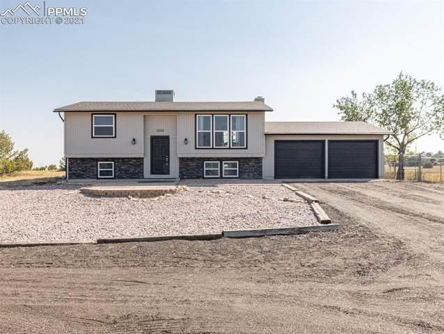 2054 W Locoweed Drive, Pueblo West, CO 81007 (#2081998) :: Action Team Realty