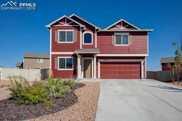 7143 Wagon Top Court, Colorado Springs, CO 80908 (#2082343) :: Relevate Homes   Colorado Springs
