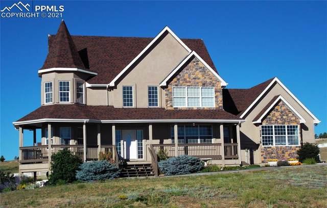 12350 N Conestoga Trail, Elbert, CO 80106 (#2082989) :: HomeSmart