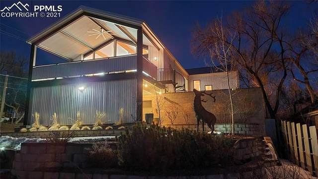 119 S Prospect Street, Colorado Springs, CO 80903 (#2087299) :: The Dixon Group