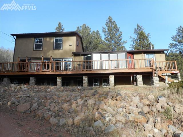 275 Pikes Peak Drive, Divide, CO 80814 (#2089228) :: 8z Real Estate