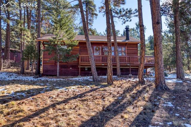 54 Arrowhead Lane, Florissant, CO 80816 (#2089929) :: The Dixon Group