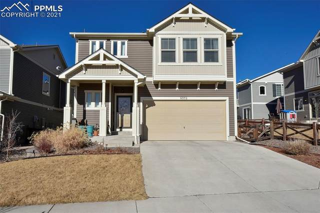 8372 Cypress Wood Drive, Colorado Springs, CO 80927 (#2090958) :: The Dixon Group