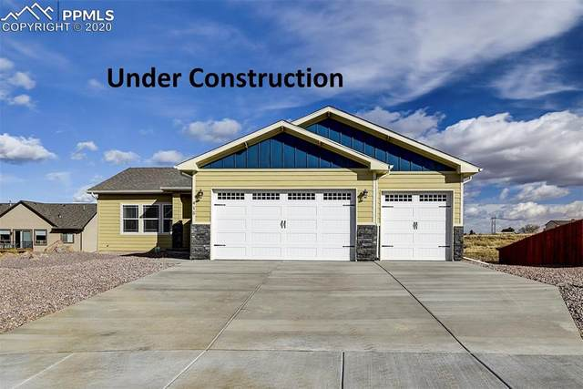 39 E Mcculloch Boulevard, Pueblo West, CO 81007 (#2093416) :: The Treasure Davis Team