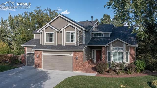 135 Briarcrest Place, Colorado Springs, CO 80906 (#2094547) :: The Treasure Davis Team | eXp Realty