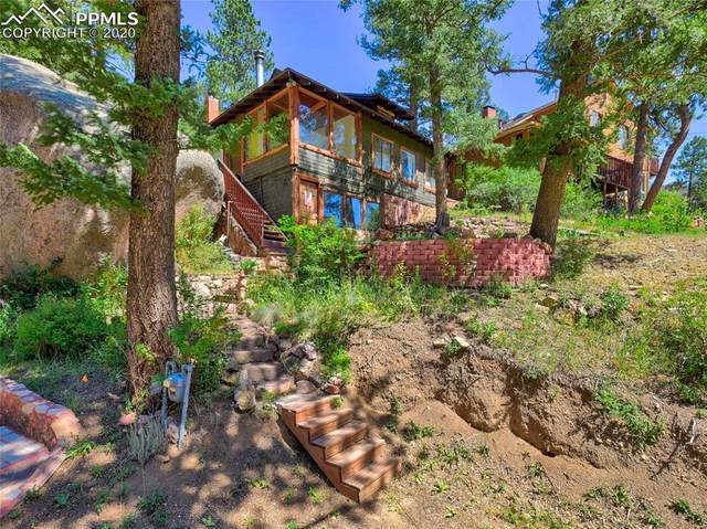 4362 Prairie Road, Cascade, CO 80809 (#2095361) :: Tommy Daly Home Team