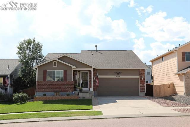 6320 Grand Mesa Drive, Colorado Springs, CO 80923 (#2097268) :: The Kibler Group
