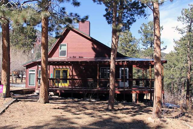 180 Colorado Springs Circle, Palmer Lake, CO 80133 (#2098758) :: 8z Real Estate