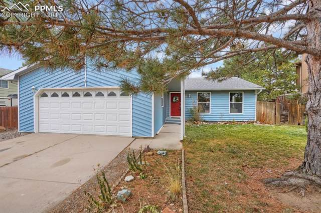 1948 Chapel Hills Drive, Colorado Springs, CO 80920 (#2102357) :: The Treasure Davis Team