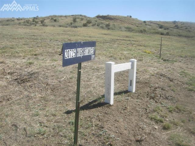20725 High Stakes View, Fountain, CO 80817 (#2104763) :: 8z Real Estate
