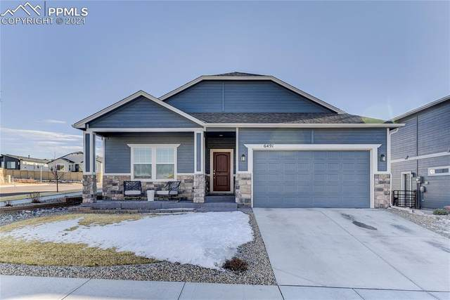 6491 Stonefly Drive, Colorado Springs, CO 80924 (#2107641) :: The Harling Team @ HomeSmart