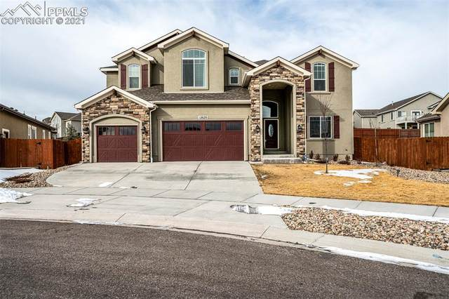 12620 Wheeler Peak Drive, Peyton, CO 80831 (#2110052) :: Finch & Gable Real Estate Co.
