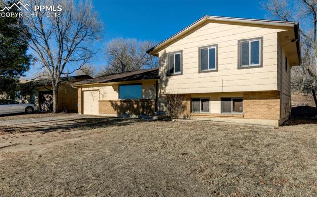 2326 Laramie Drive, Colorado Springs, CO 80910 (#2110171) :: The Kibler Group