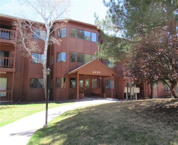 2450 Palmer Park Boulevard #107, Colorado Springs, CO 80909 (#2111025) :: The Hunstiger Team