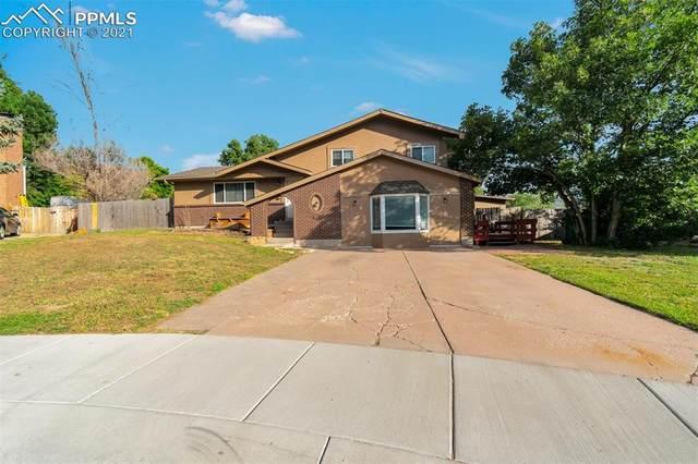6495 Palmer Park Boulevard, Colorado Springs, CO 80915 (#2114981) :: Symbio Denver