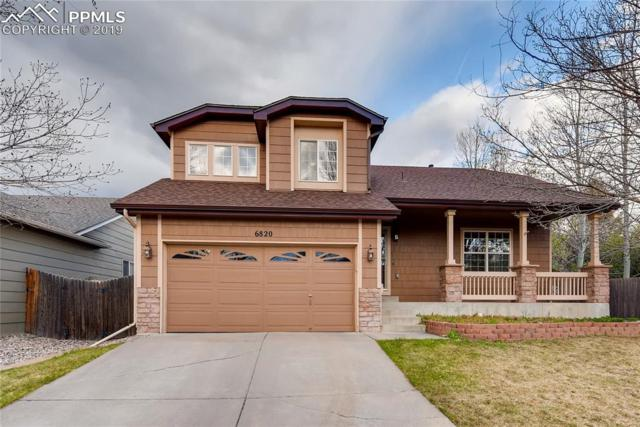 6820 Blazing Trail Drive, Colorado Springs, CO 80922 (#2116856) :: Fisk Team, RE/MAX Properties, Inc.
