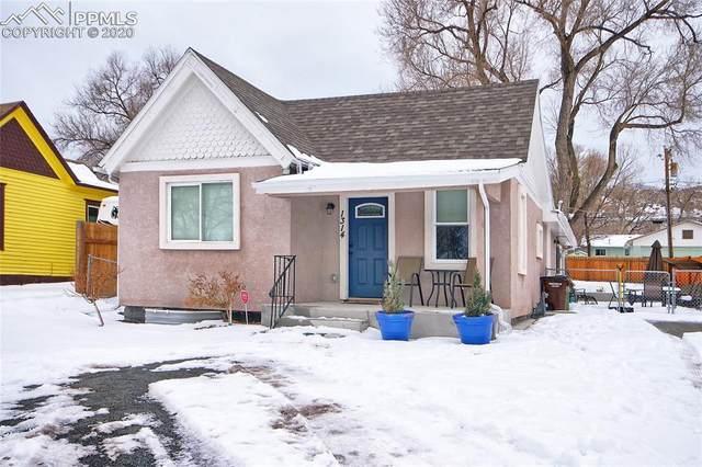 1314 S 25th Street, Colorado Springs, CO 80904 (#2120127) :: The Kibler Group
