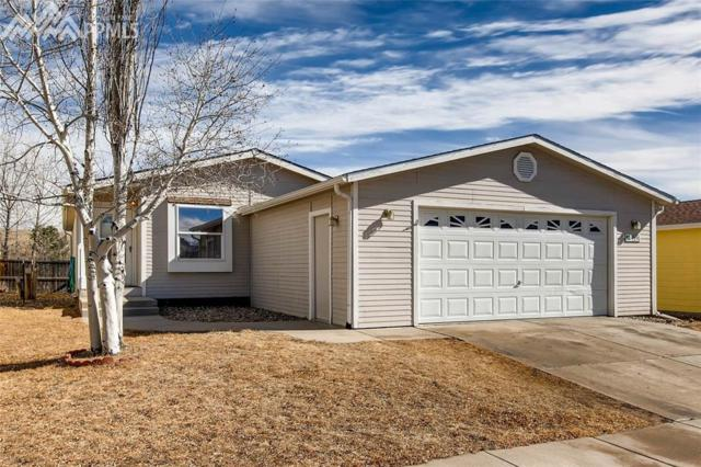 4596 Gray Fox Heights #49, Colorado Springs, CO 80922 (#2122574) :: Jason Daniels & Associates at RE/MAX Millennium
