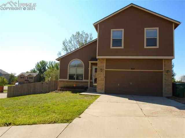 605 Stubble Field Drive, Fountain, CO 80817 (#2123108) :: Venterra Real Estate LLC