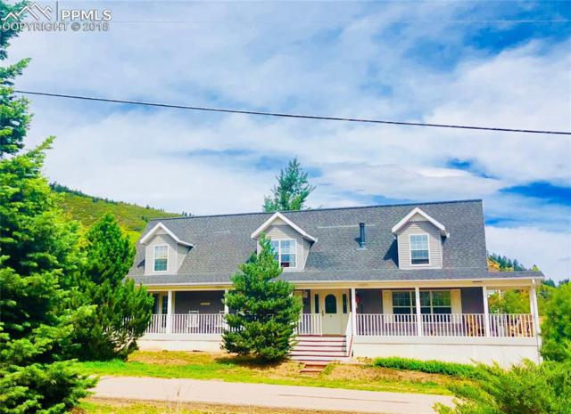 50 Middle Glenway Street, Palmer Lake, CO 80133 (#2124410) :: Venterra Real Estate LLC