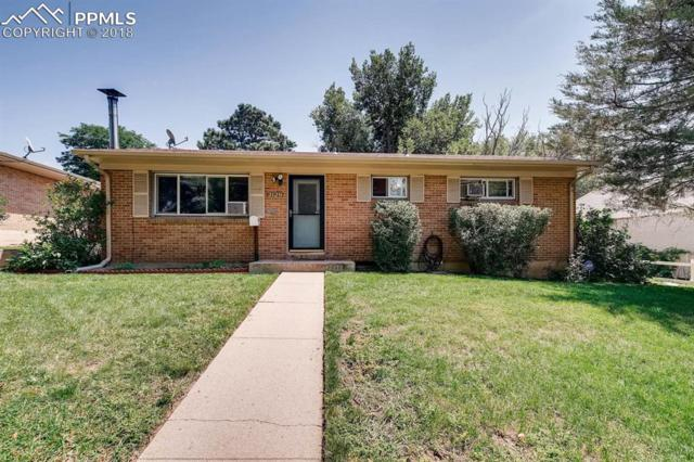 2129 Downing Drive, Colorado Springs, CO 80909 (#2125566) :: Jason Daniels & Associates at RE/MAX Millennium