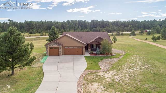 17469 Old Cherokee Road, Colorado Springs, CO 80921 (#2127103) :: Tommy Daly Home Team