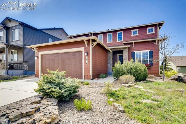 5829 Rowdy Drive, Colorado Springs, CO 80924 (#2129119) :: The Daniels Team
