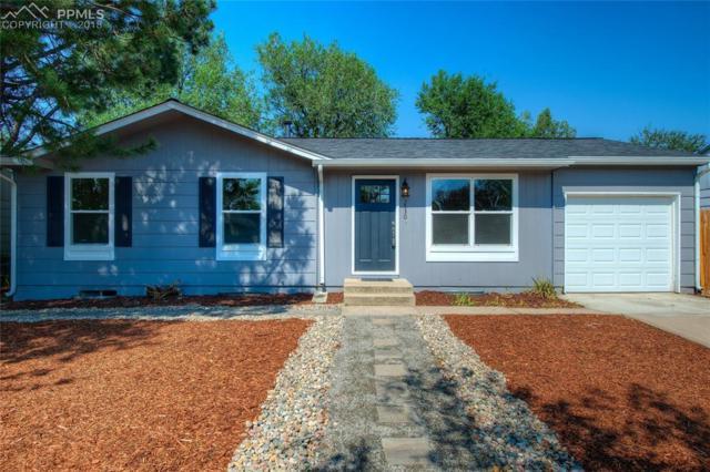 2530 Cather Avenue, Colorado Springs, CO 80916 (#2130496) :: Jason Daniels & Associates at RE/MAX Millennium