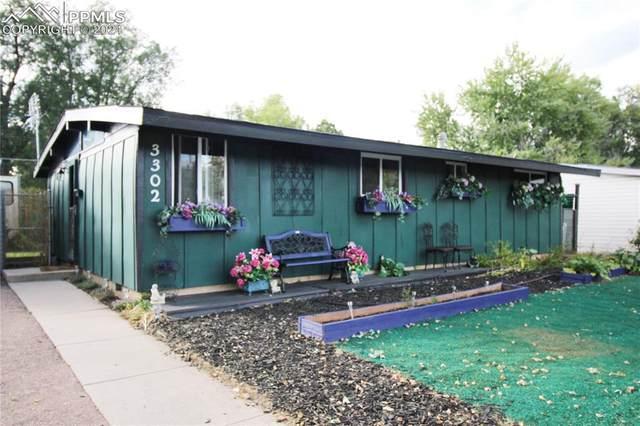 3302 N Arcadia Street, Colorado Springs, CO 80907 (#2133723) :: Simental Homes   The Cutting Edge, Realtors