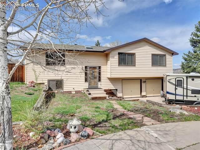 1240 Windemaker Lane, Colorado Springs, CO 80907 (#2134199) :: The Dixon Group