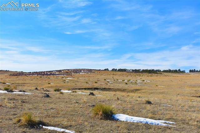 D County Road 73 Road, Calhan, CO 80808 (#2135071) :: Action Team Realty