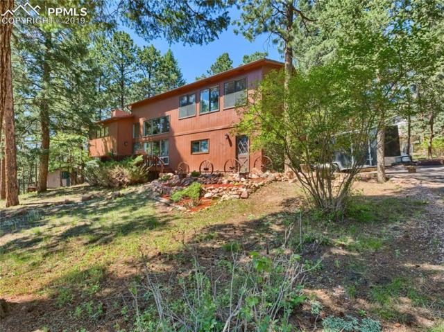 1110 Forest Hill Road, Woodland Park, CO 80863 (#2140537) :: 8z Real Estate