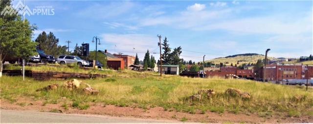 0 Warren Avenue, Cripple Creek, CO 80813 (#2147566) :: Harling Real Estate