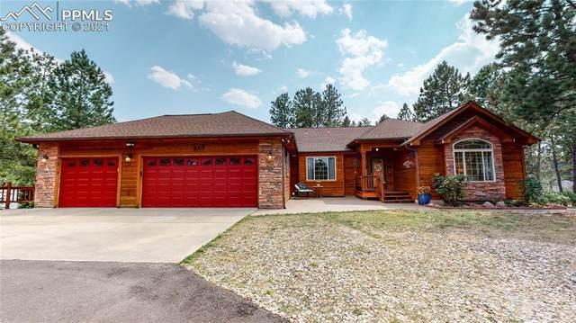 950 Cottonwood Lane, Larkspur, CO 80118 (#2152909) :: Symbio Denver