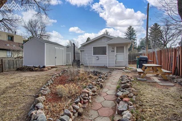 403 Laurel Street, Colorado Springs, CO 80904 (#2155597) :: 8z Real Estate
