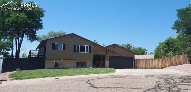 10 White Place, Pueblo, CO 81001 (#2156173) :: The Gold Medal Team with RE/MAX Properties, Inc