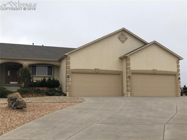 Black Hills Drive, Peyton, CO 80831 (#2156393) :: The Kibler Group