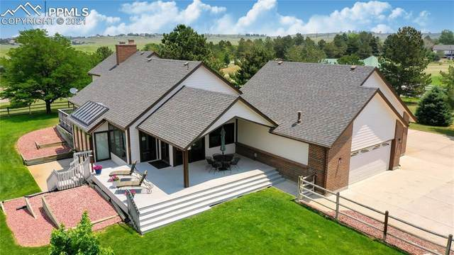 5768 E Valley Hi Drive, Parker, CO 80138 (#2156979) :: Tommy Daly Home Team