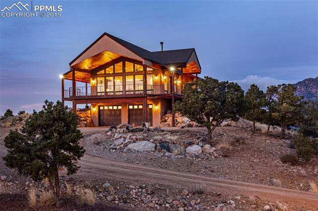 2705 N Hellgate Way, Canon City, CO 81212 (#2159371) :: Finch & Gable Real Estate Co.