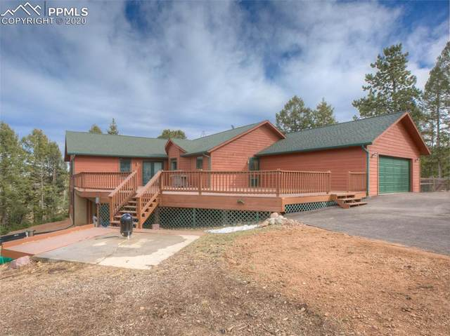 190 Ute Road, Florissant, CO 80816 (#2161871) :: Action Team Realty