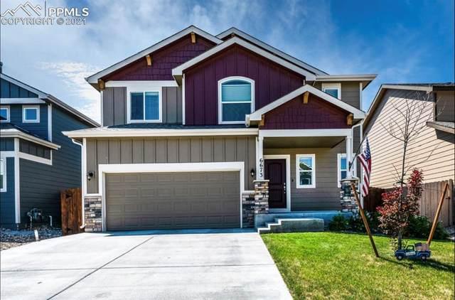 6673 Galpin Drive, Colorado Springs, CO 80925 (#2163432) :: The Kibler Group